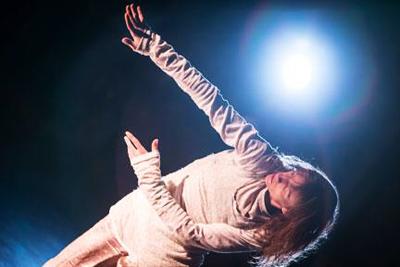 Visual Splice by Gerry Morita, Brian Webb Dance Company, 2013